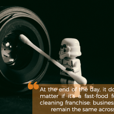 Four ways to clean up your franchise issues